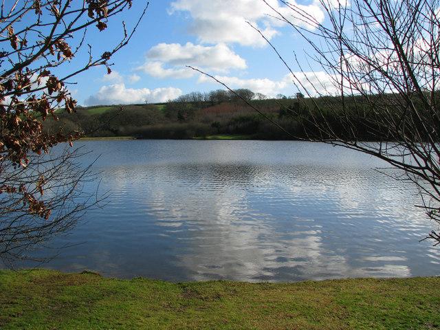 Melbury Reservoir