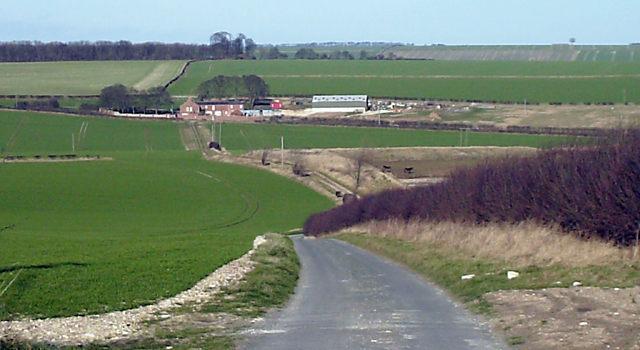 Wold Road - Nafferton