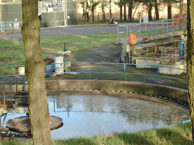 Dalscone Water Treatment Plant