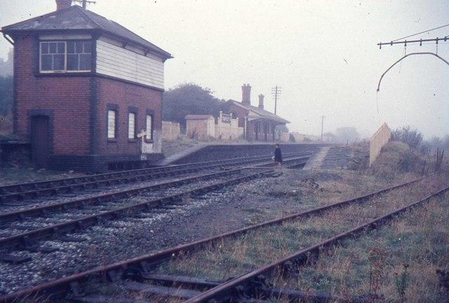 Templeton Railway Station