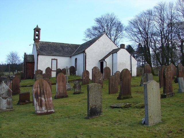 Boreland: Hutton & Corrie Parish Church