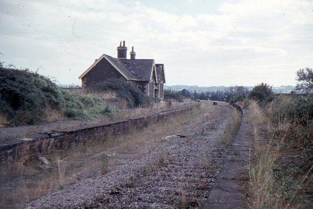 Bitton Railway Station
