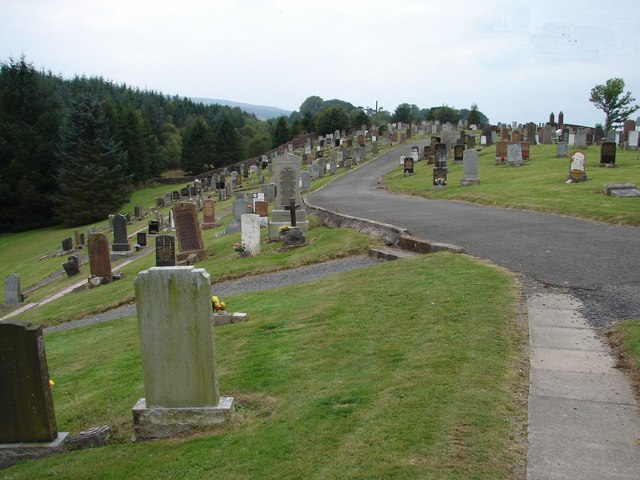 KIRKCONNEL CEMETERY - Commonwealth War Graves Commission