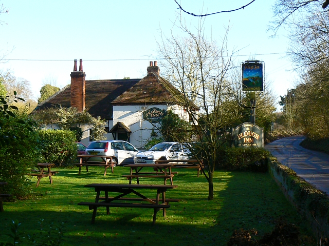 Village pub, Sparsholt