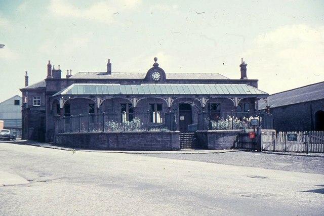 Brechin Railway Station