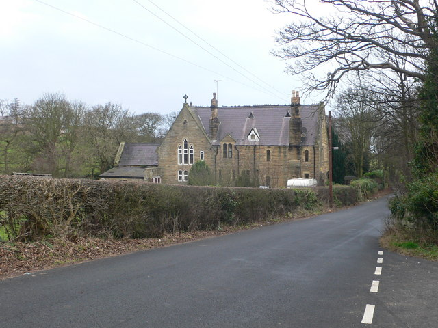 Old Talacre School