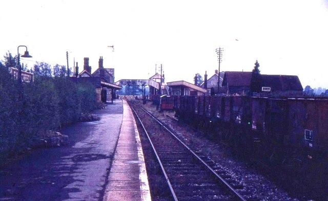 Evercreech New Railway Station