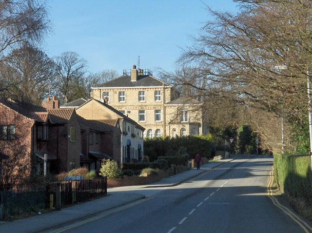 Cliff Road, Hessle