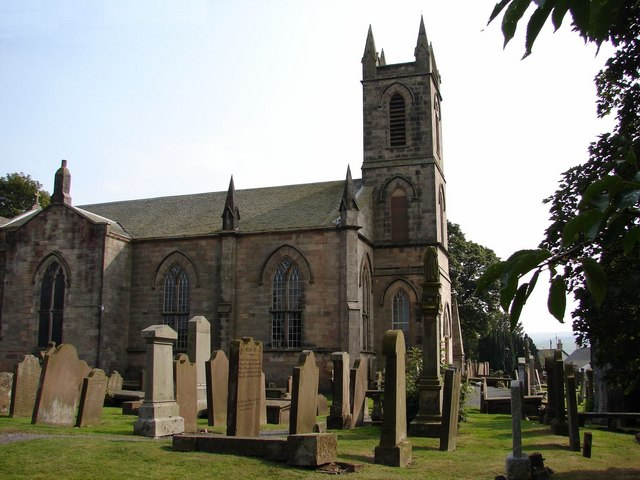 Sanquhar Parish Church - St Bride's