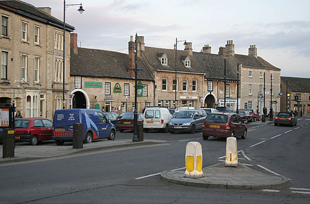 The Market Place, Market Deeping