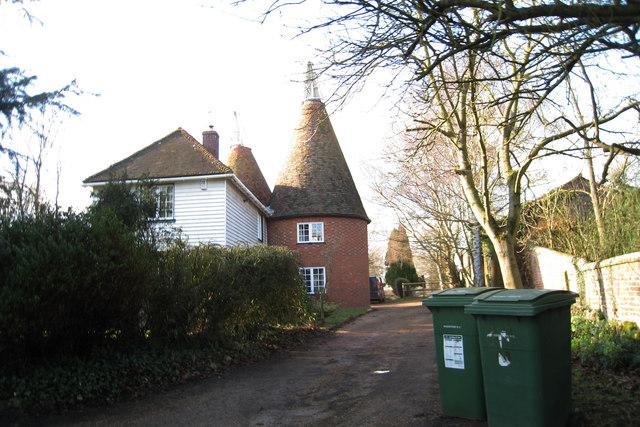 White Willow Oast, Ulcombe Road, Headcorn, Kent