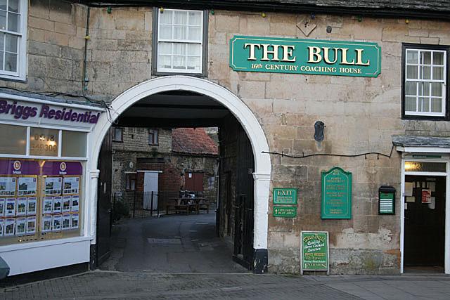 Market Deeping - The Bull