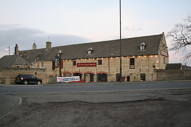 Market Deeping - The Coach House