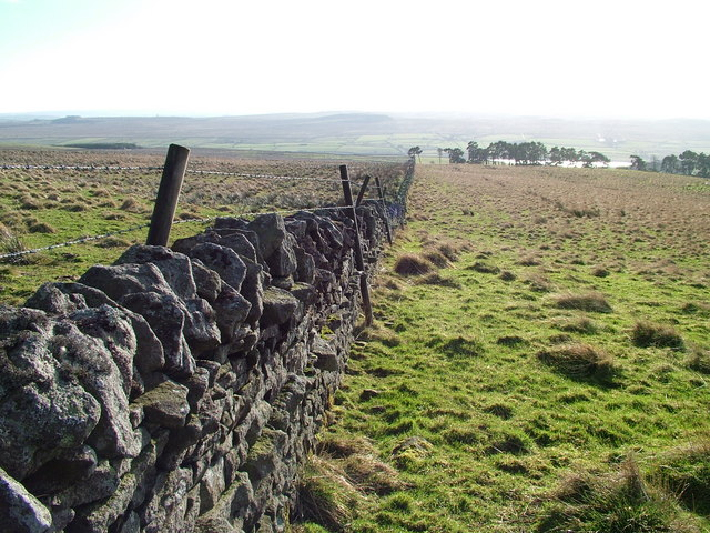 Looking South from near Blake Hill