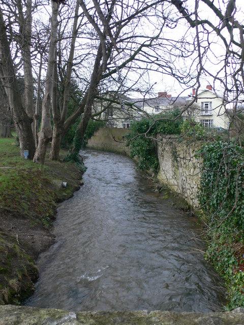 Afon Ffyddion, Dyserth