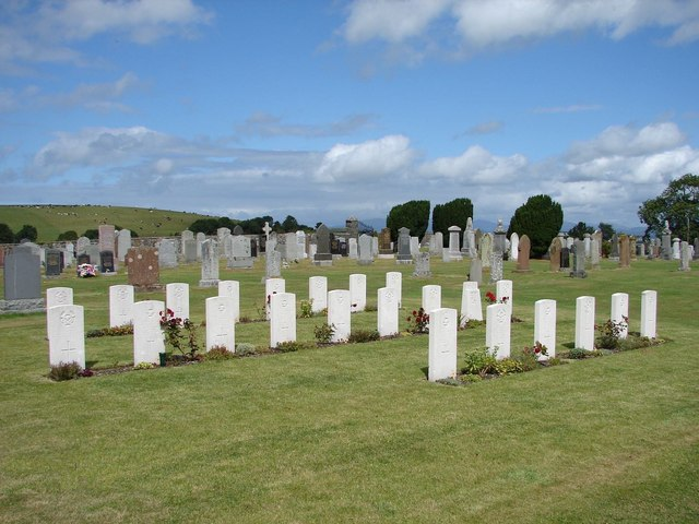 Kirkinner Cemetery - Air Force War Graves
