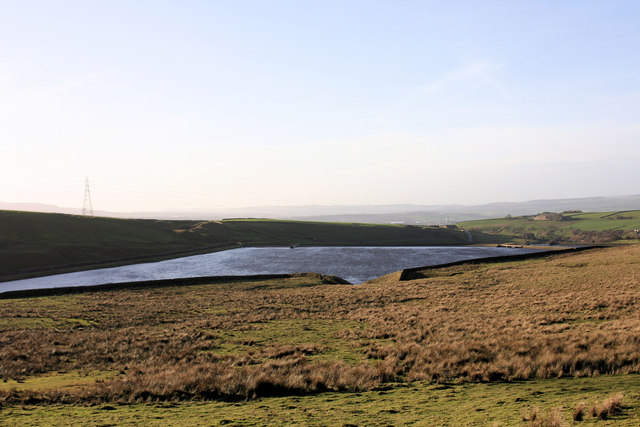 Swinden Reservoir