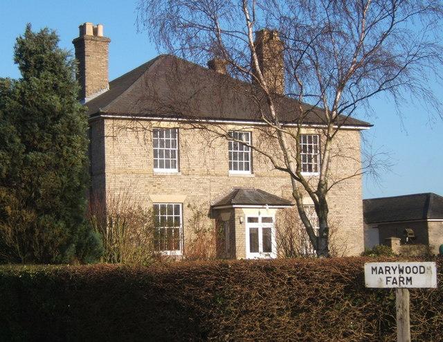 House at Marywood Farm, Stone Street, Crowfield