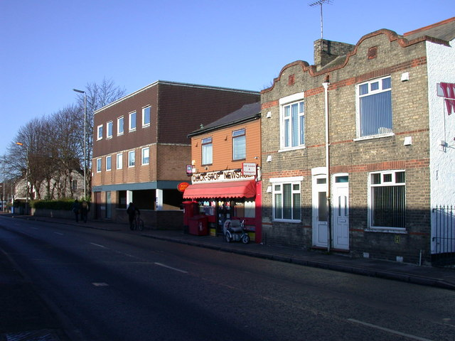 Newmarket Road Post Office