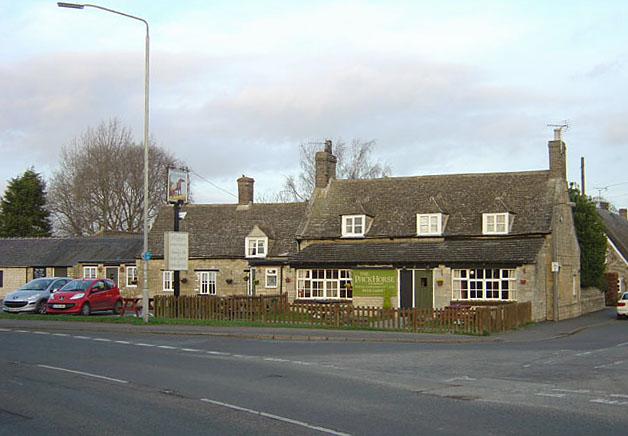 Northborough - The Pack Horse