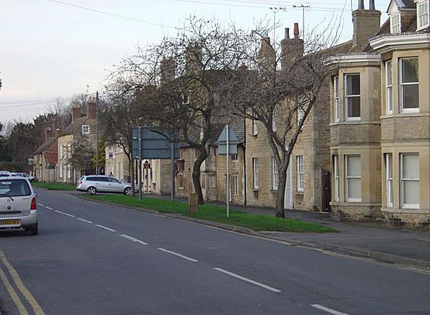 Church Street, Market Deeping