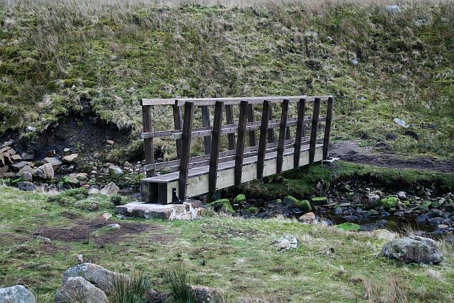 New Footbridge Over Little Dale Beck (2)