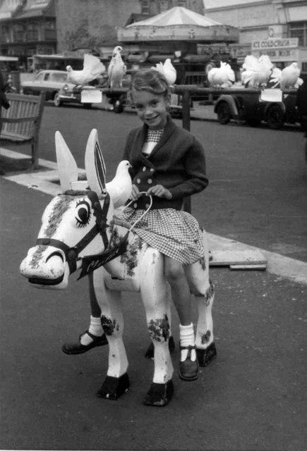 Bognor Regis, West Sussex,  taken 1958