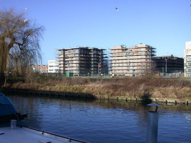 Cambridge Vie development, St Andrews Road