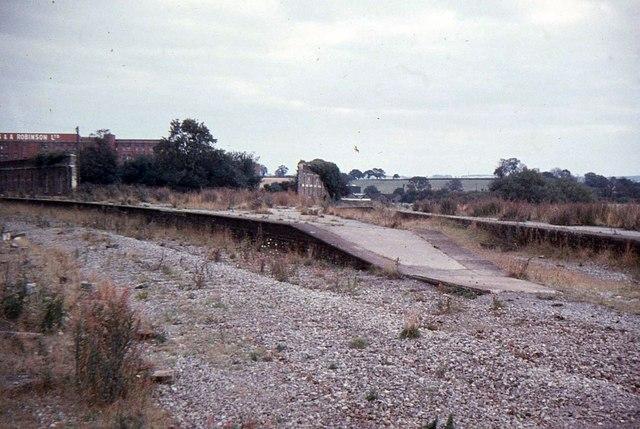 Mangotsfield Station