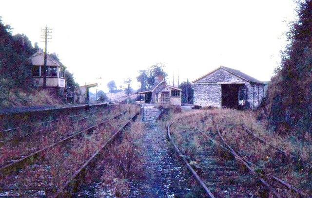 Midsomer Norton Railway Station