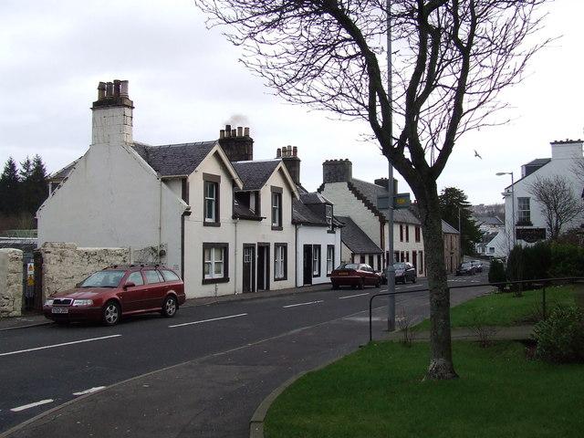 Main Street Inverkip