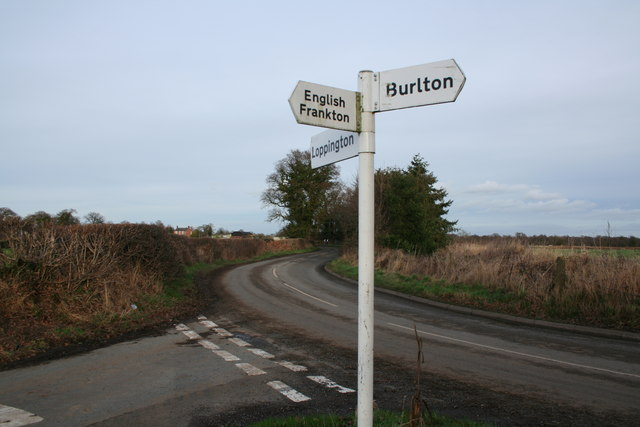 The Way To Loppington