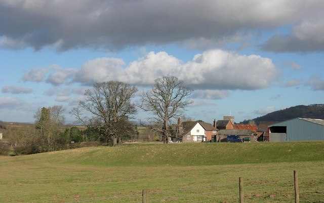 Black Hall Farm, King's Pyon