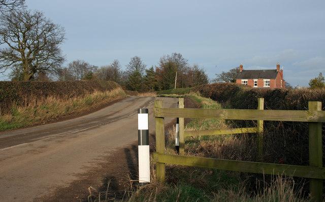 Along The B4397