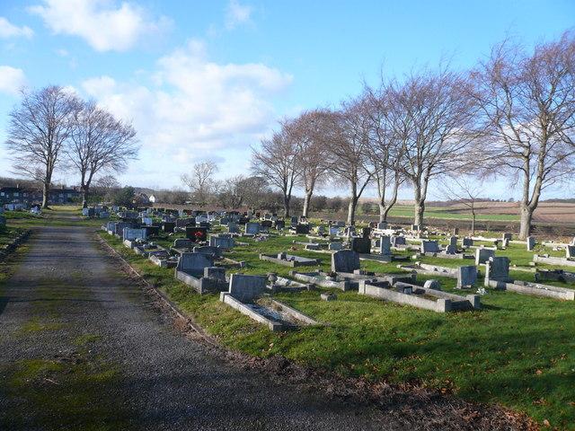 Whaley Thorns Cemetery