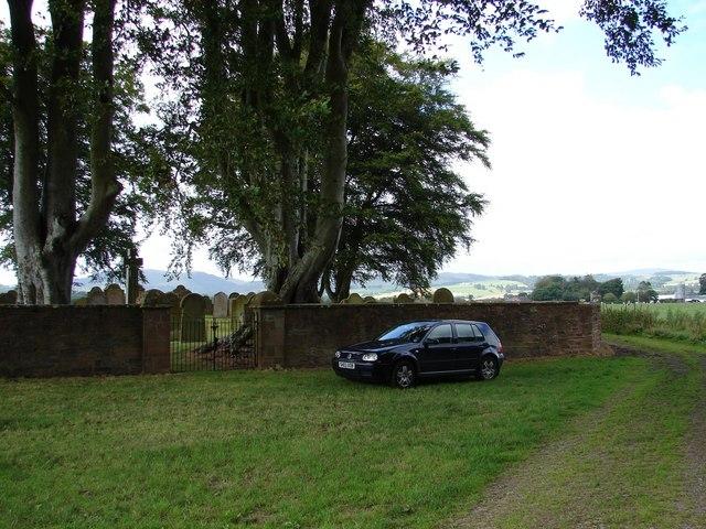 Dalgarnock Churchyard