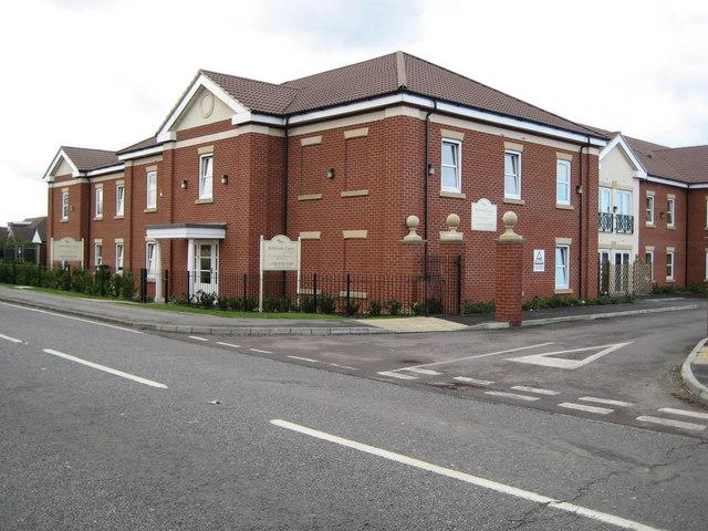 Sewardstone: Ashbrook Court Care Home, E4
