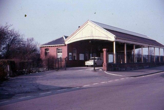 Severn Beach Railway Station