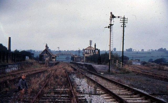 Shepton Mallet Railway Station