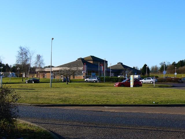 Sutton Scotney services A34 southbound