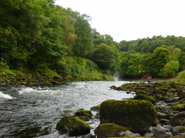 River Tay near Grantully