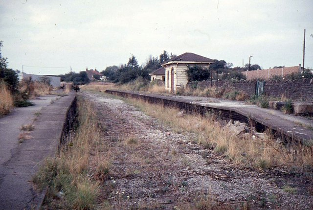 Warmley (Bristol) Station