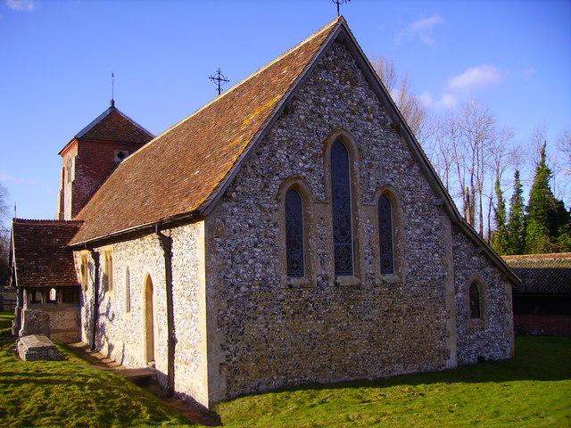 Bullington - St Michaels and All Angels