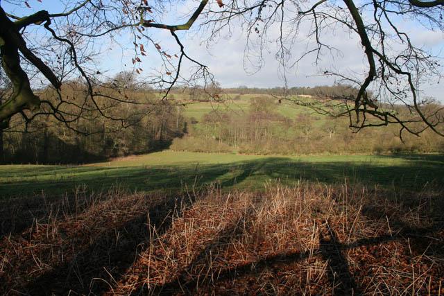 Farmland near Knipton