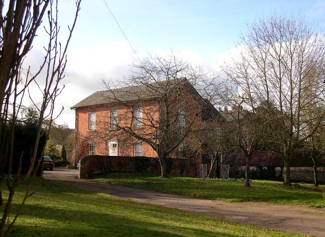 Upper Derndale House
