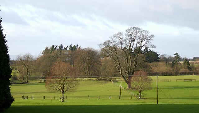 Farm Land towards Larden Hall, Shropshire