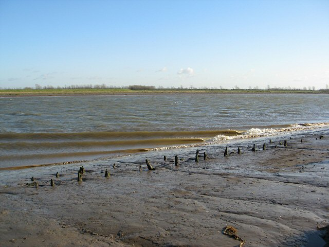 Wash on the Great Ouse