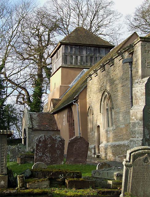 St James's Church and Churchyard, Shipton, Shropshire