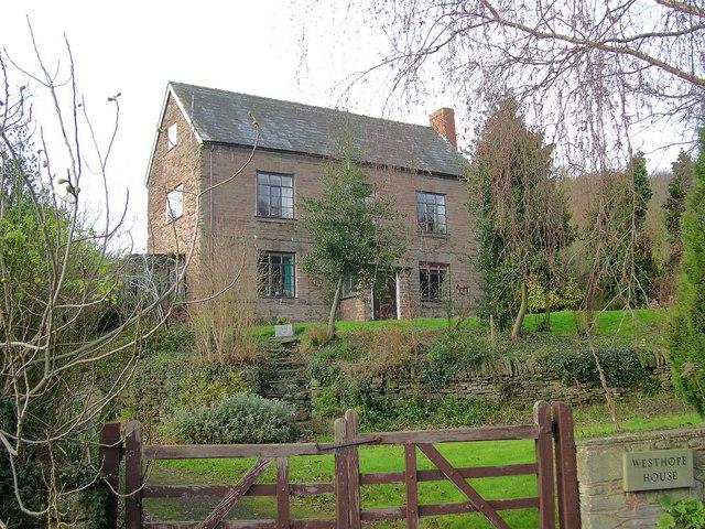 Westhope House, Westhope
