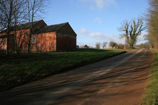 Hart's Barn, Belvoir Road